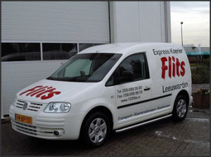 VW Caddy Flits